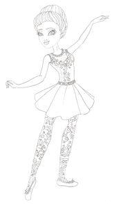 Fay Budget Ballet Sketch