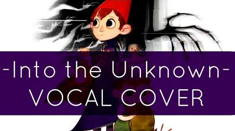 """""""Into the Unknown"""" (Over the Garden Wall) Vocal Cover by Lizz Robinett"""