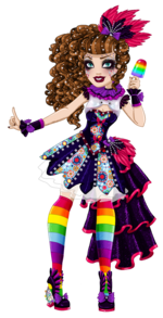 Fay Carnival-Prism Princess No BG