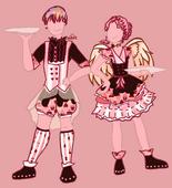 Hearts&roses uniform 1