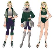 Kora outfits 2