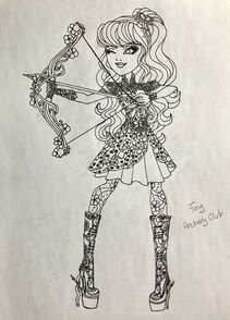 Fay Archery Club Sketch