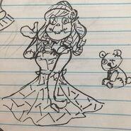 Angie n teddy