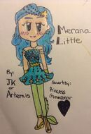 Merana Little Fanart