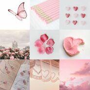 Amorette pink