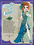 Heather von Olympus design