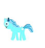 My little pony icy