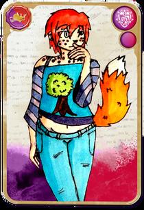 Fritjof card