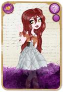 Narcissa Front Card