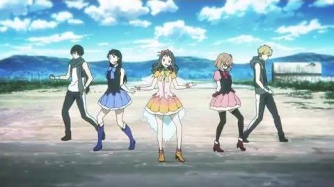 Kyoukai no Kanata-- Future Star--Full Dance-0