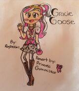 GracieGoose Fanart