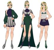 Kora outfits