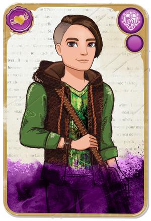 Cards - Hunter Huntsman