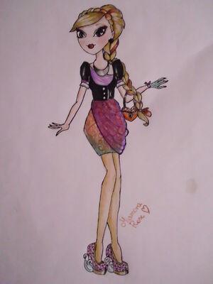 Elile Swandeldyn Art