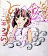 Sun Hi art