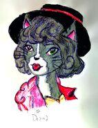 Diana nowy design portret