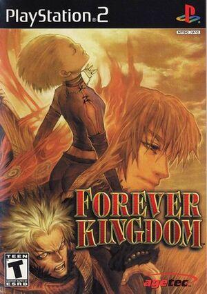 Forever Kingdom Sleeve