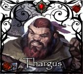 Botão Thargus