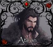 Botão Ateon