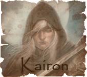 Botão Kairon