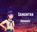 История Саманты: Романтика в Америке