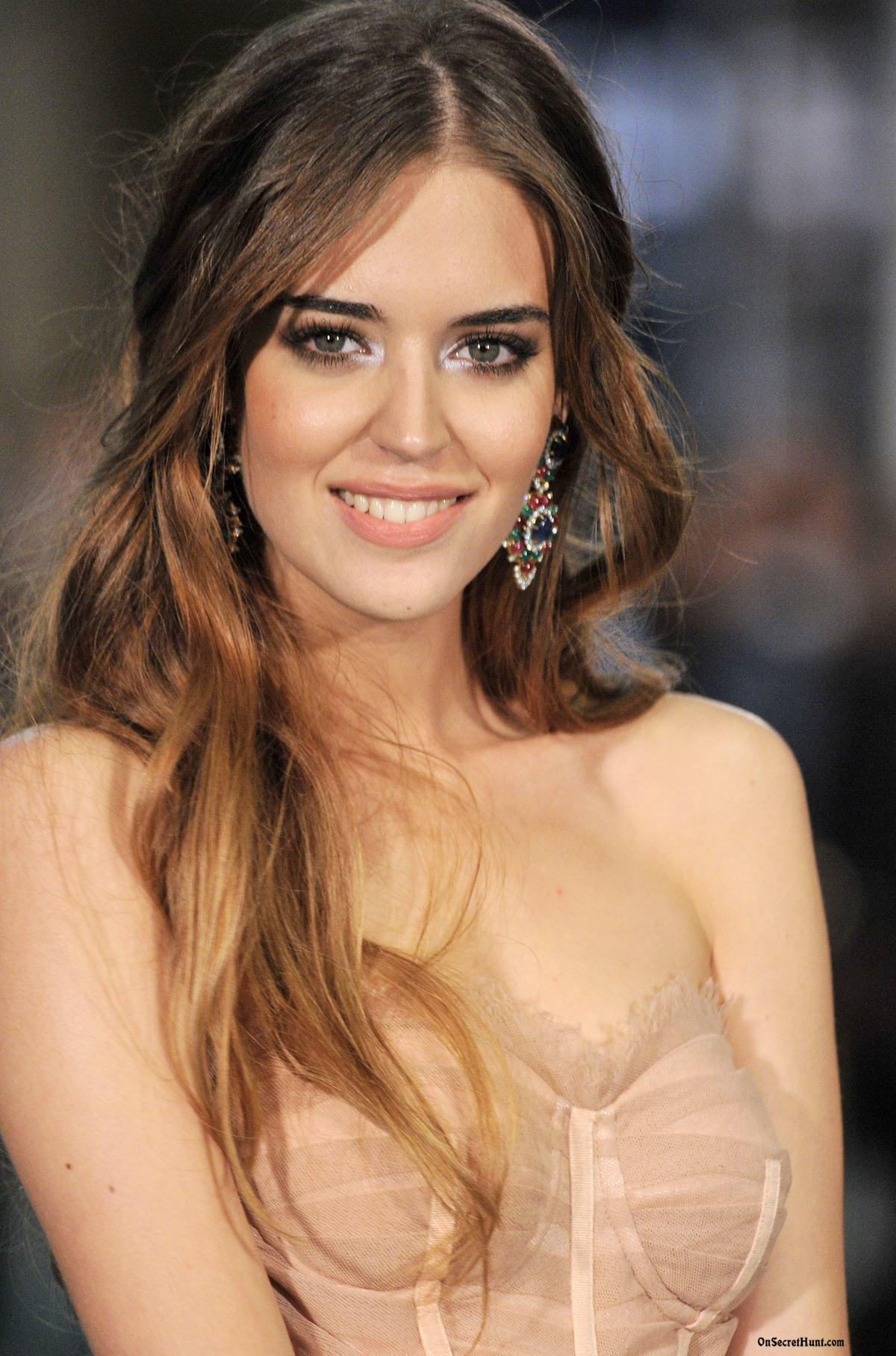 Clara Alonso Nude