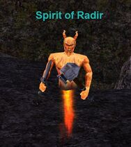 Spirit of Radir