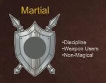 Martial Symbol