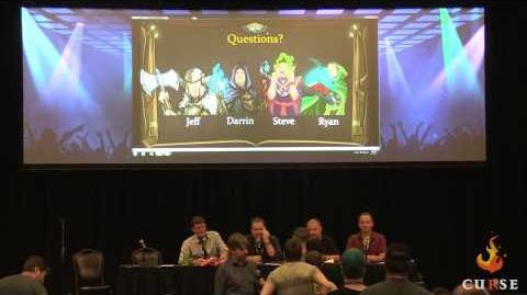 EQ Next Lore Panel @ SOE Live 2 2