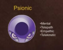 Psionic Symbol