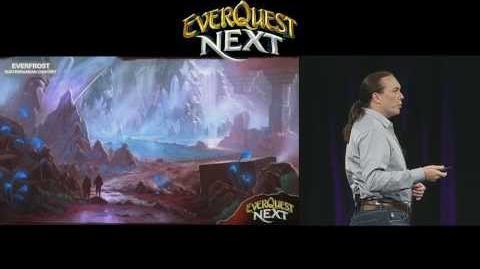 EverQuest Next Worldwide Debut Part 1