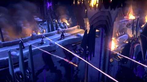EverQuest Next Citadel Battle