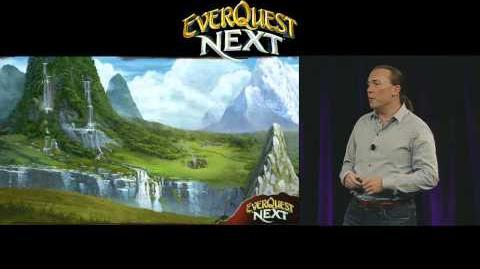 EverQuest Next Worldwide Debut Part 2