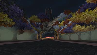 Uds courtyard