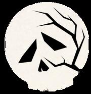 Blackened icon