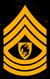Clavic sergeant major
