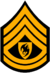 Clavic master sergeant