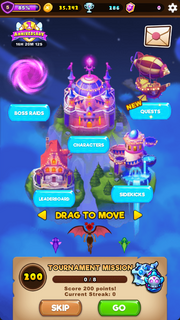 Missions associated with event