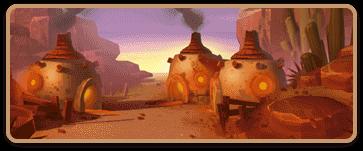 Silverwind desert