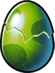 Nature egg
