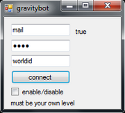 Gravitybot