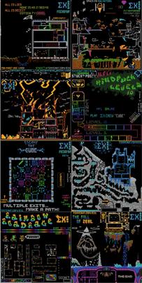 EX Crew Maps