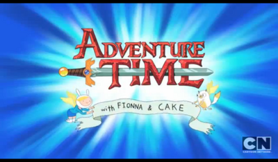 Adventure Time with Fionna and Ca