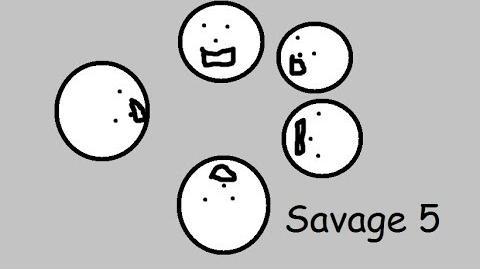 Savage 5 - My Mom (AUDIO)