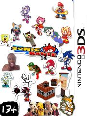 Sonic Battle 14