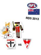 AFL RD5 2013