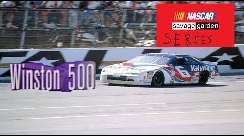 NASCAR Savage Garden Series - 1997 Winston 500