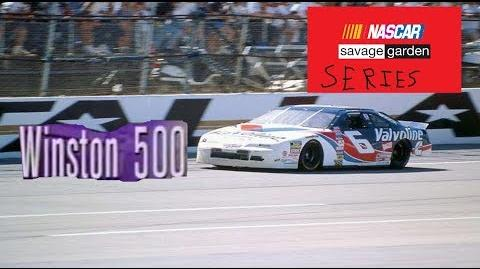 1997 Winston 500 (Savage Garden Series)
