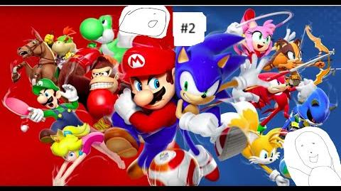 Sam Lew's Birthday - EthanChap Plays Mario & Sonic At The Rio 2016 Olympic Games 2-0