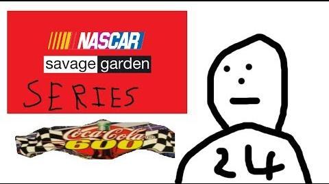 NASCAR Savage Garden Series - 1997 Coca-Cola 600